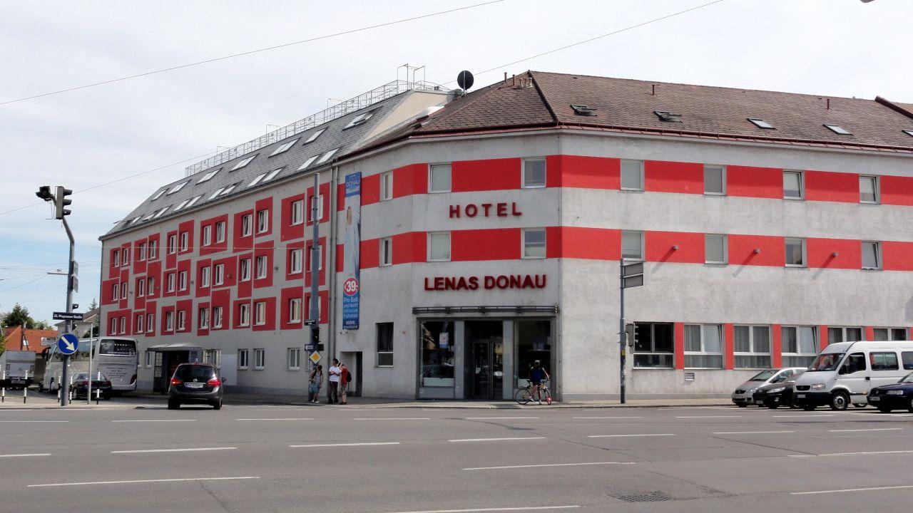 Hotel Wien Wagramer Stra Ef Bf Bde