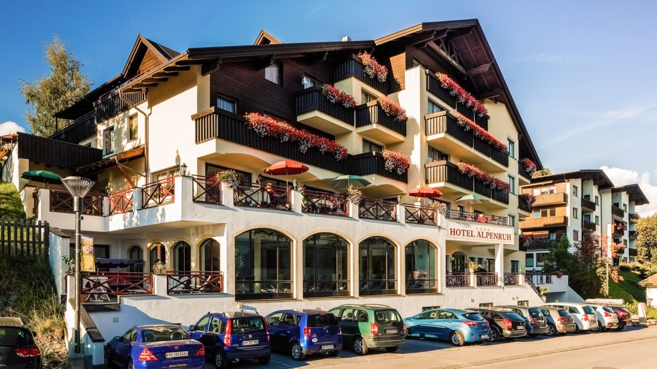 Hotel Alpenruh Serfaus Bewertung