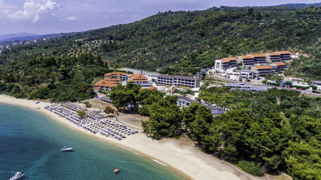 Lagomandra hotel spa neos marmaras holidaycheck for Top hotels griechenland