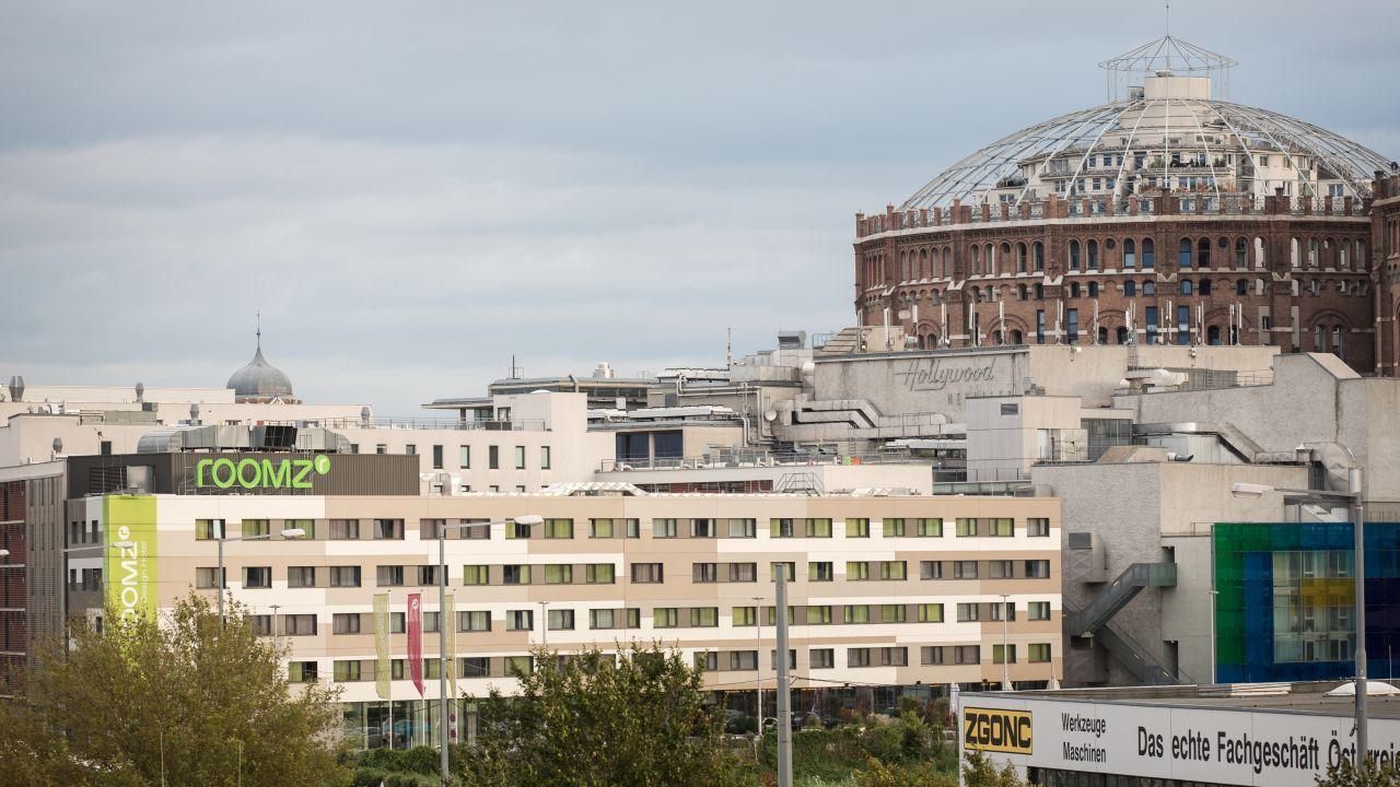 Hotel Roomz Wien Gasometer
