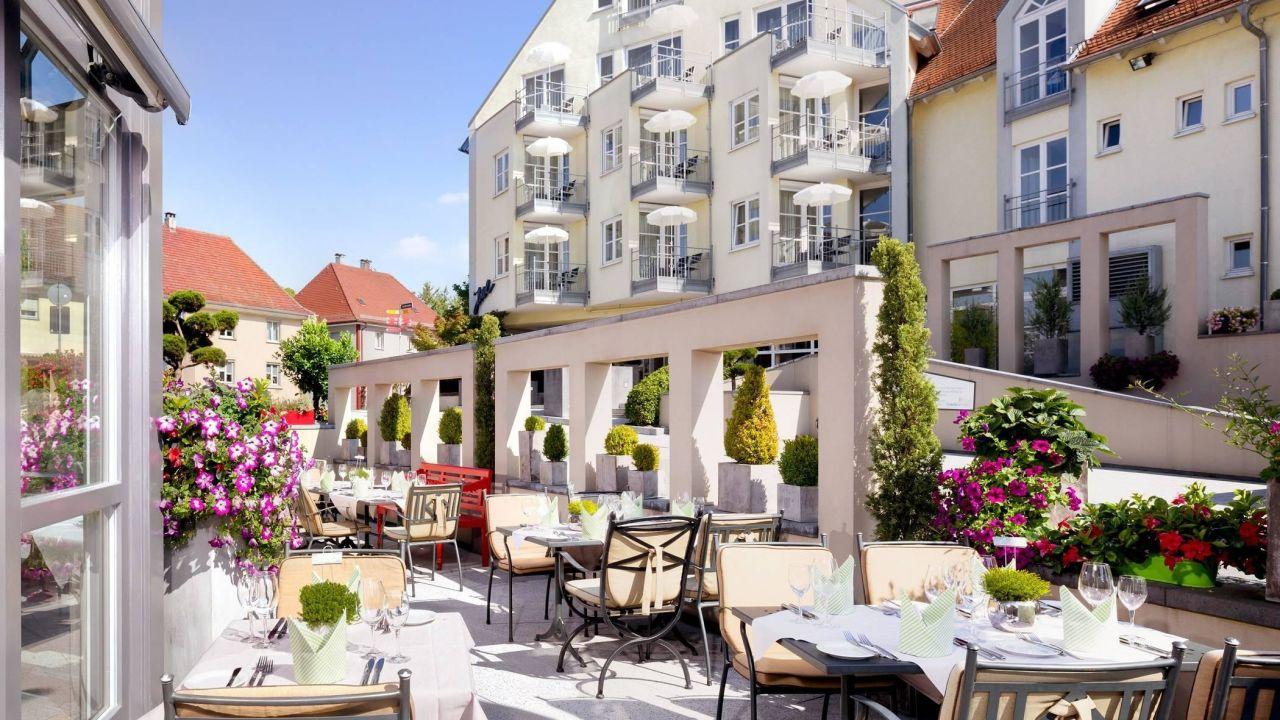 Hotel Traube Am See In Friedrichshafen