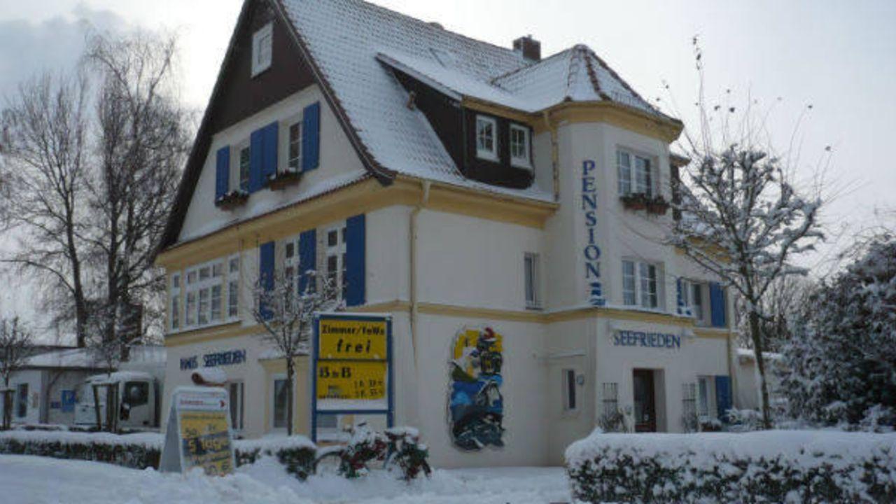 Pension Haus Seefrieden Boltenhagen • HolidayCheck