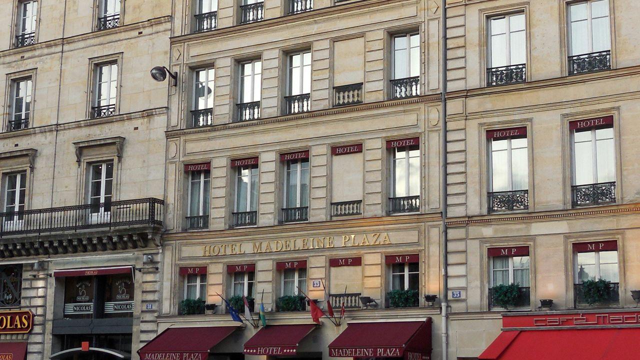 Hotel madeleine plaza paris holidaycheck gro raum for Frankreich hotel paris