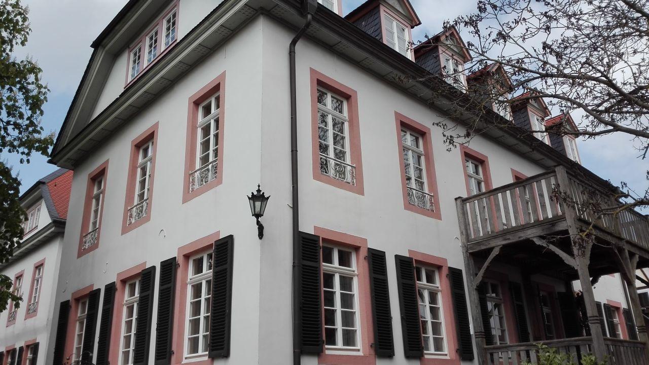 Hotel Herrenhaus von Löw (Steinfurth) • HolidayCheck (Hessen ...