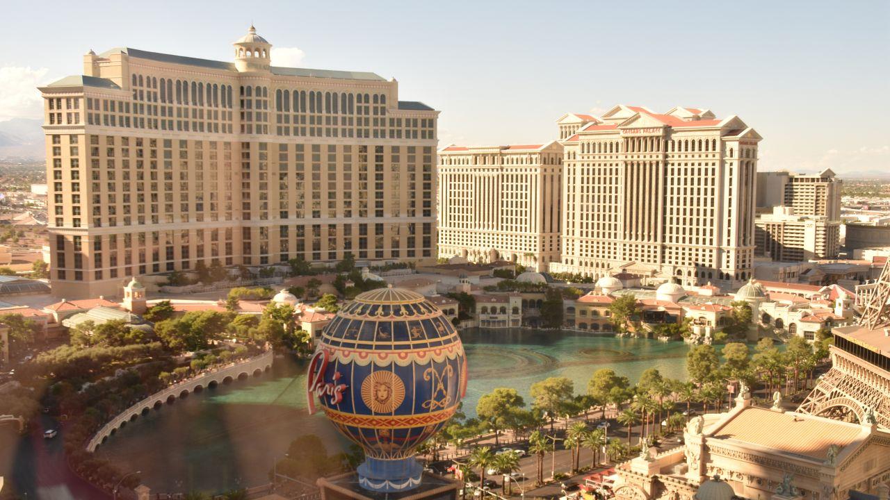 Hotel Planet Hollywood Resort & Casino (Las Vegas) • HolidayCheck ...