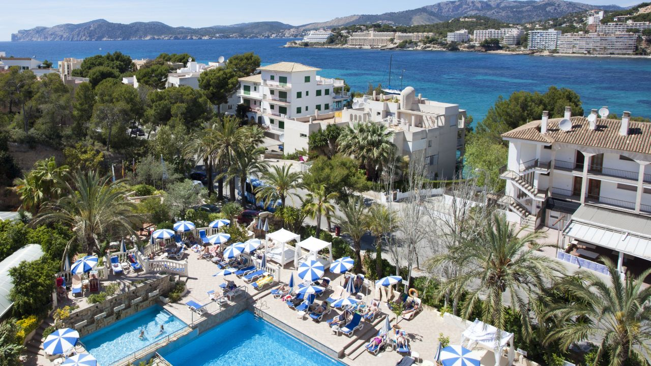 Hotel Bahia Del Sol Santa Ponsa Mallorca Spanien