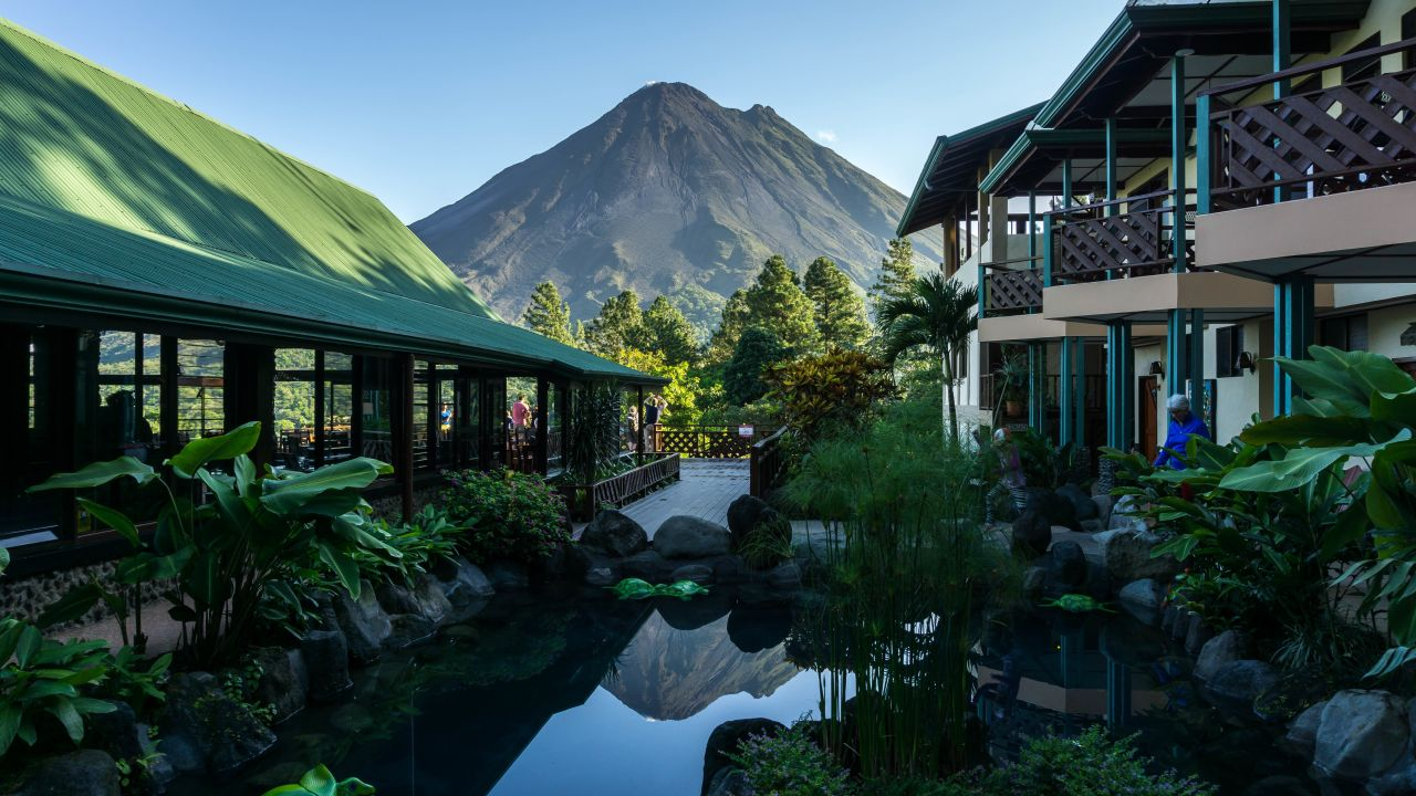 Arenal Observatory Lodge And Spa La Fortuna