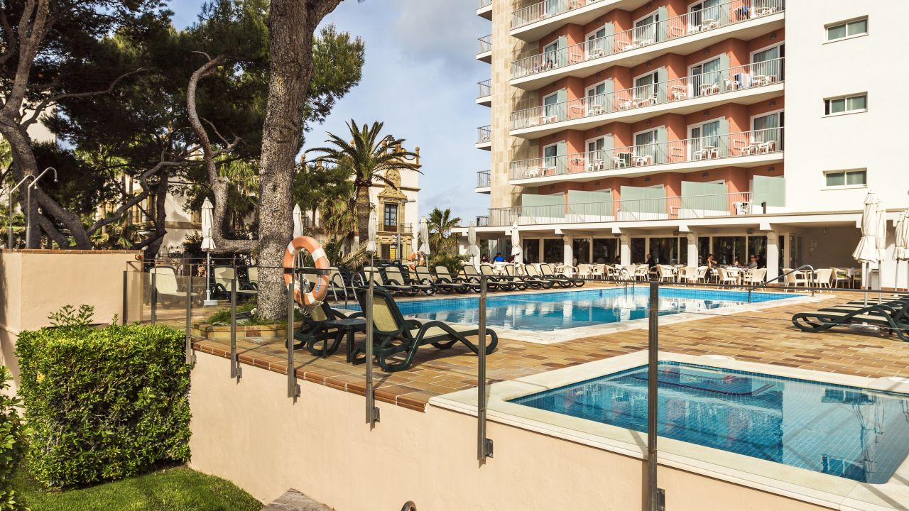 Hotel & Appartements Leman (Platja de Palma / Playa de Palma ...