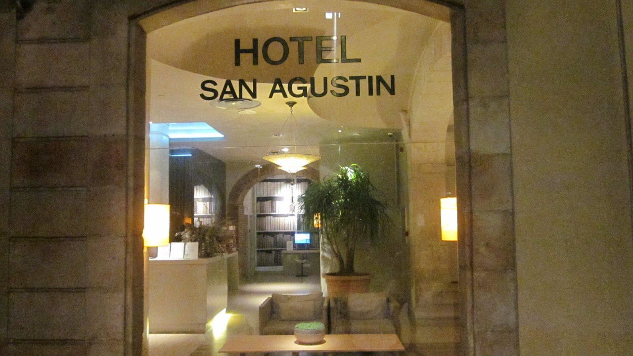 Hotel Sant Agusti In Barcelona Holidaycheck Katalonien