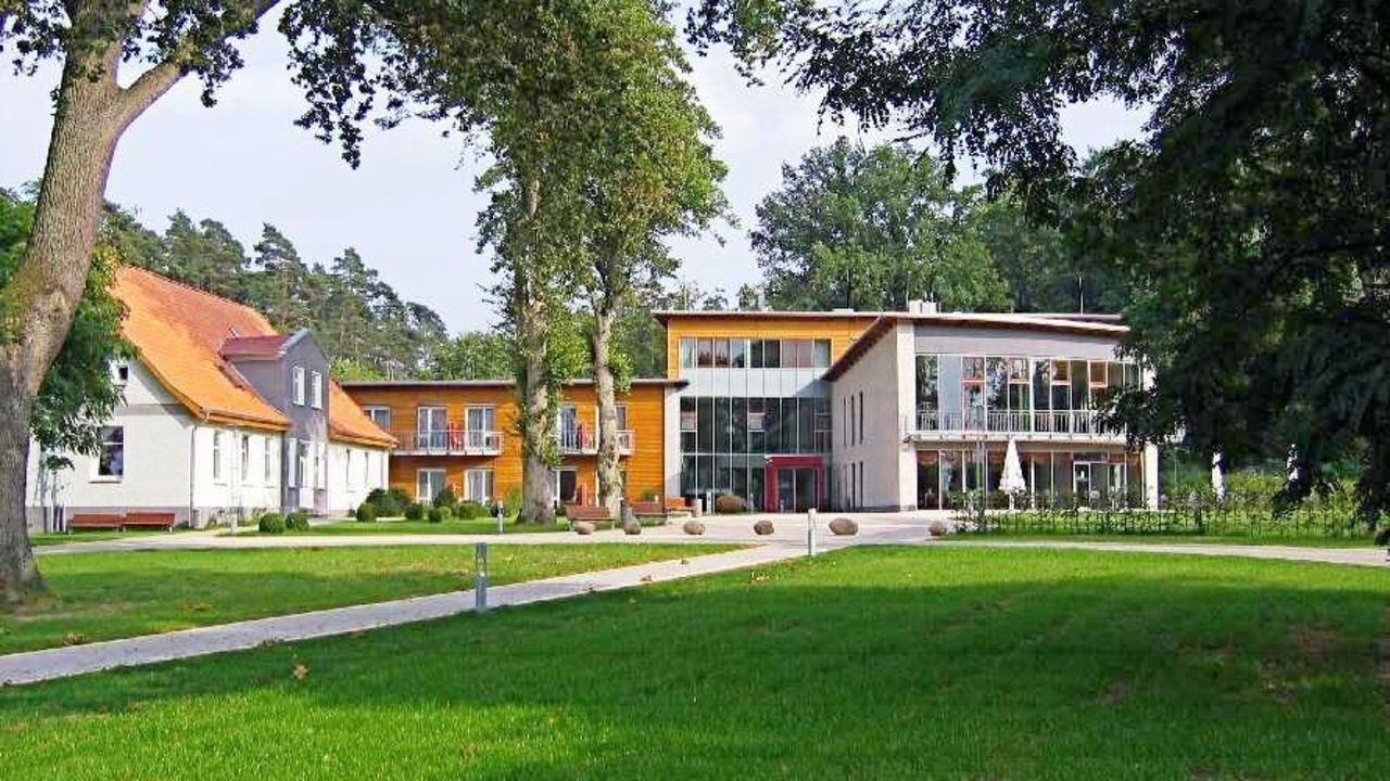 Ferienpark Plauer See Hotel
