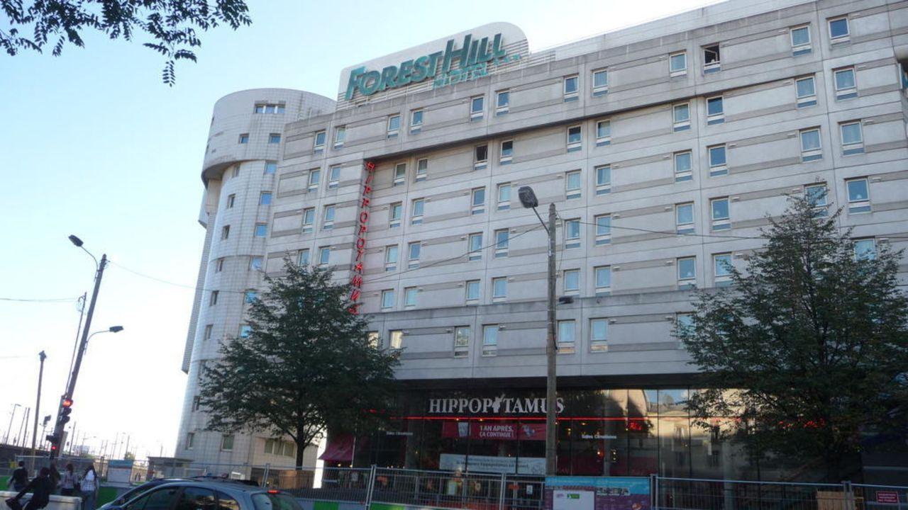 Hotel forest hill paris holidaycheck gro raum paris for Frankreich hotel paris