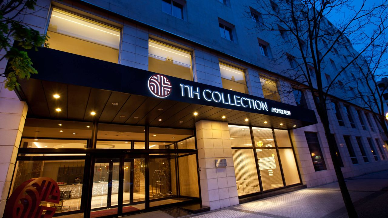 Nh collection ar nzazu in san sebastian holidaycheck - Hotel iturregi san sebastian ...