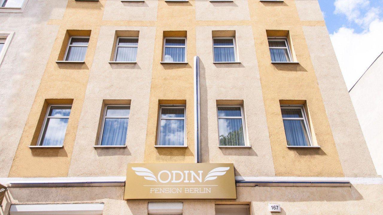hotel pension odin berlin prenzlauer berg pankow holidaycheck berlin deutschland. Black Bedroom Furniture Sets. Home Design Ideas