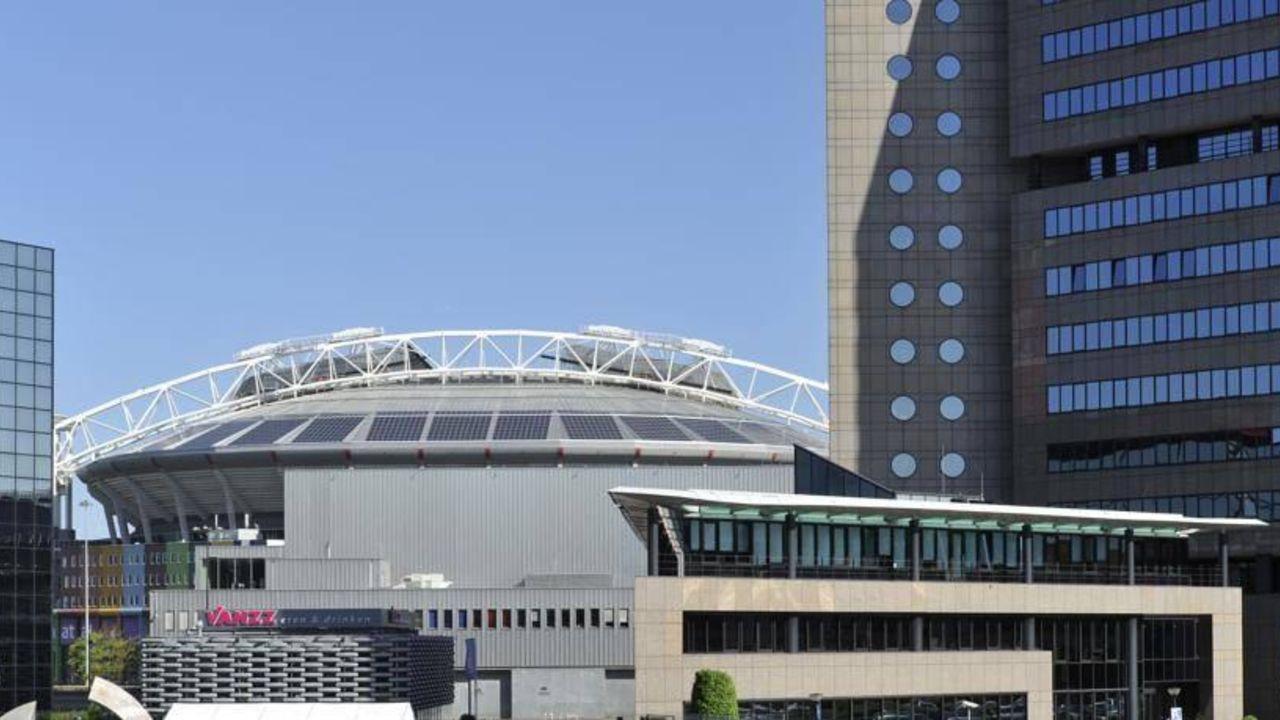 Hotel Arena Amsterdam Niederlande