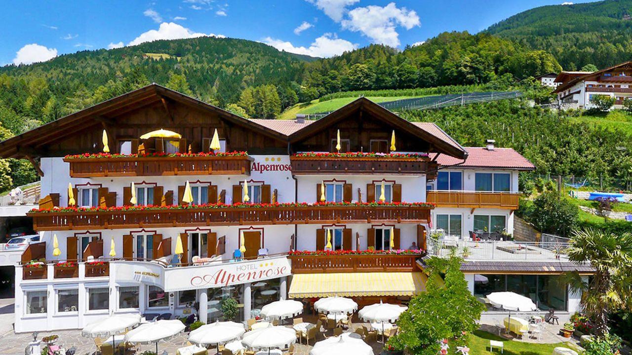 Hotel Alpenrose Schenna Bewertung