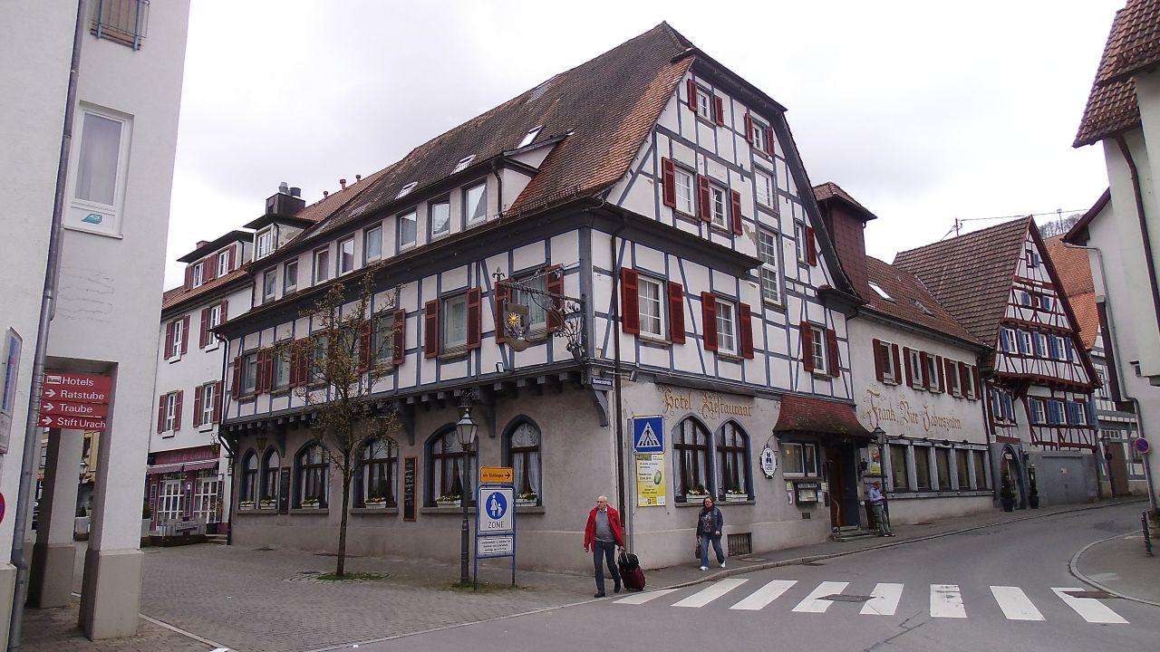 Flair Hotel Vier Jahreszeiten Bad Urach