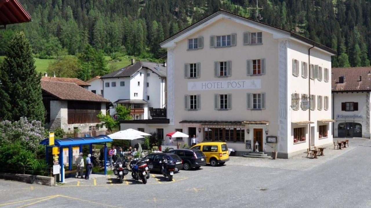 Hotel Post Andeer