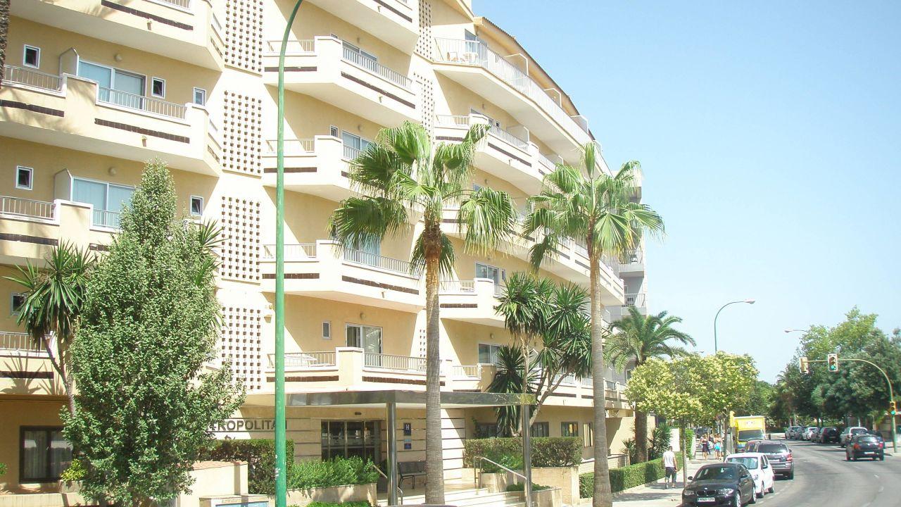 Hotel Metropolitan Playa Holidaycheck