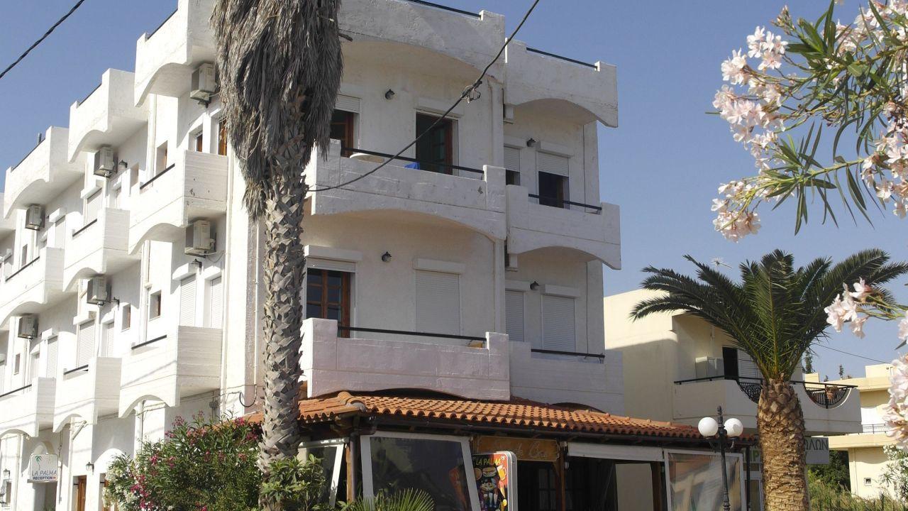 Hotel Amoudara Kreta La Palma