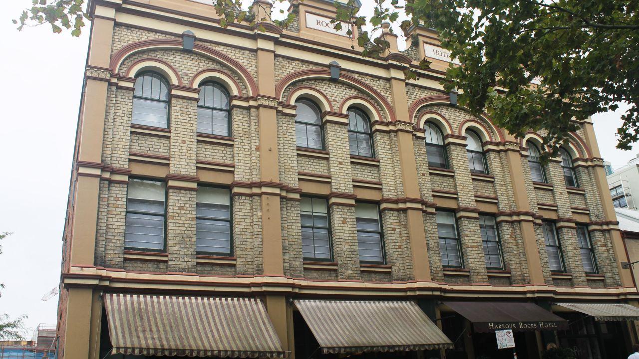 Harbour Rocks Hotel Sydney Bewertung