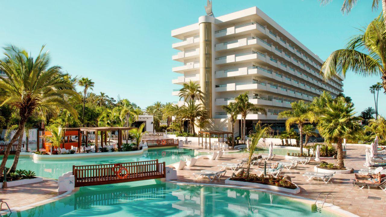 Gran Canaria Karte Flughafen.Sentido Gran Canaria Princess Playa Del Ingles Holidaycheck