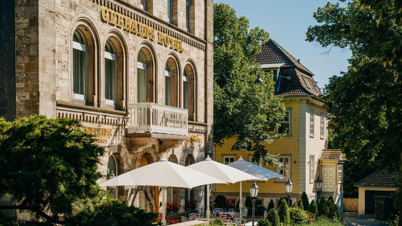 Romantik Hotel Gebhards Gottingen Holidaycheck Niedersachsen