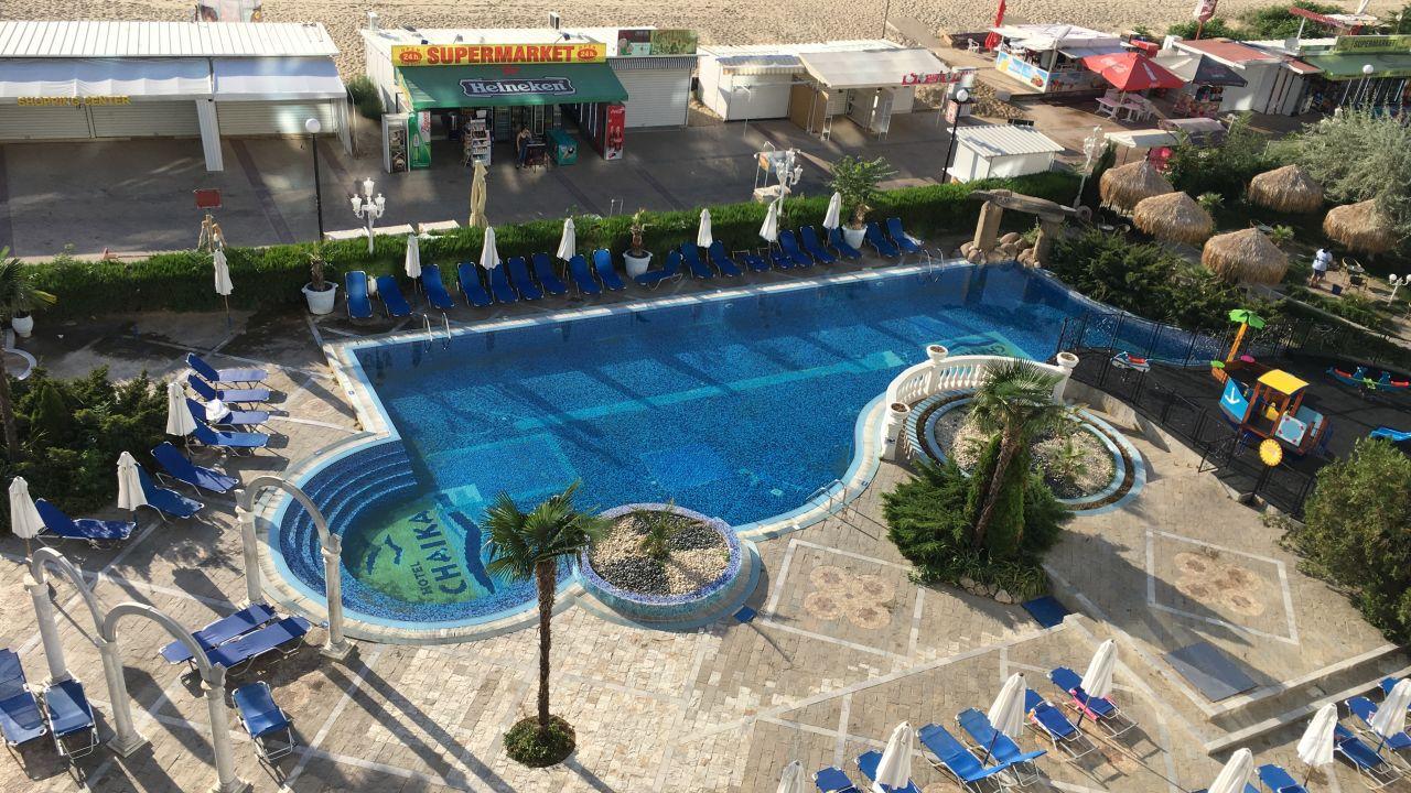 Bulgarien Hotel Chaika Beach Resort