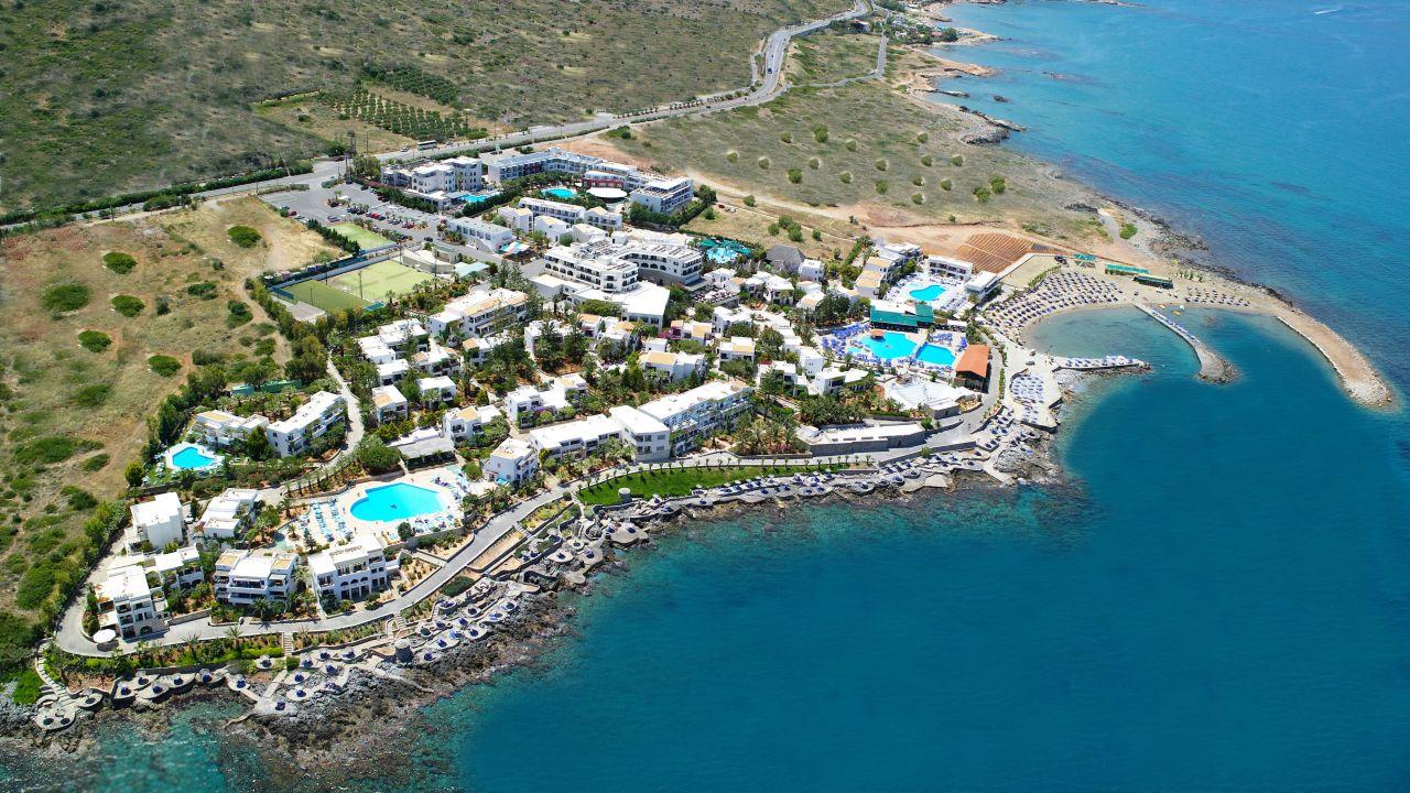 Hotel Nana Beach Kreta Tui
