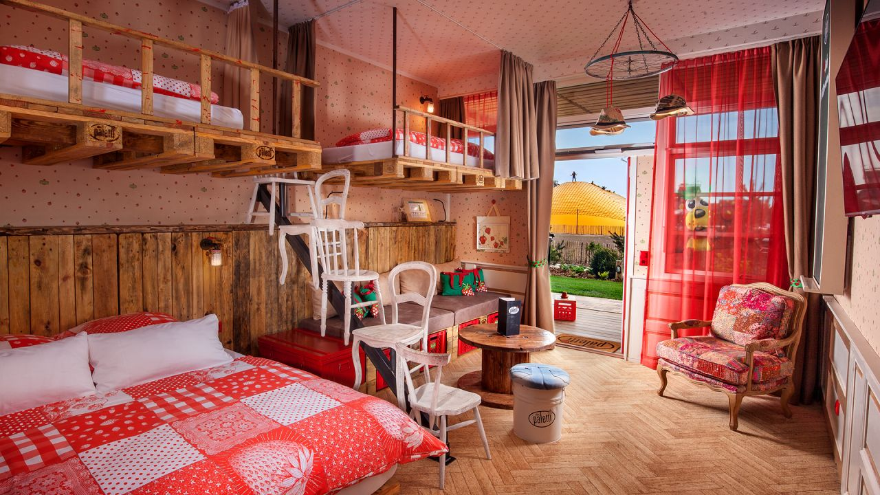 Alles Paletti Karls Upcycling Hotel