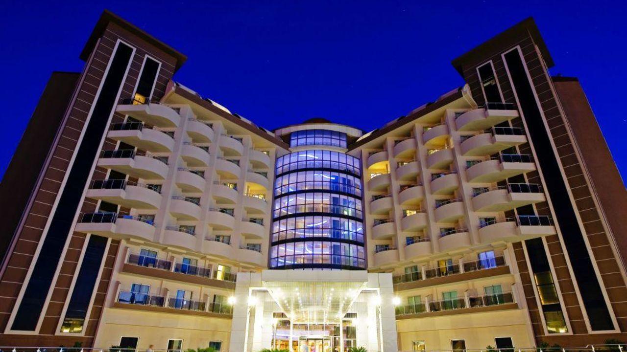Hotel Saturn Palace Resort In Lara Holidaycheck