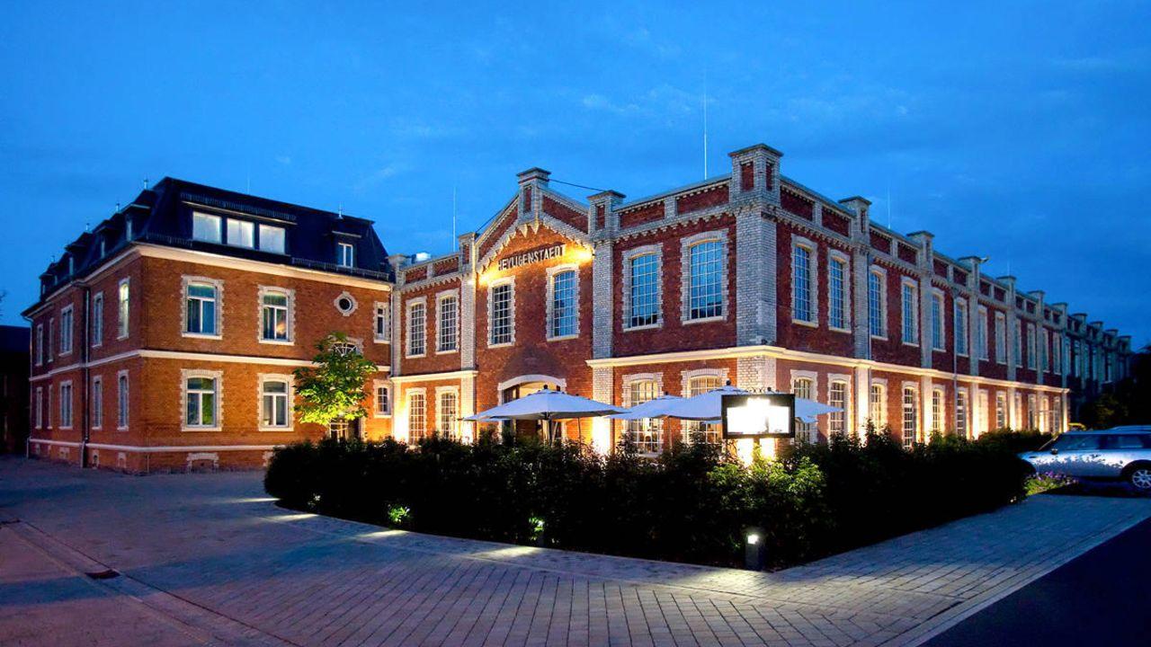Hotel heyligenstaedt in gie en holidaycheck hessen for Designhotel hessen