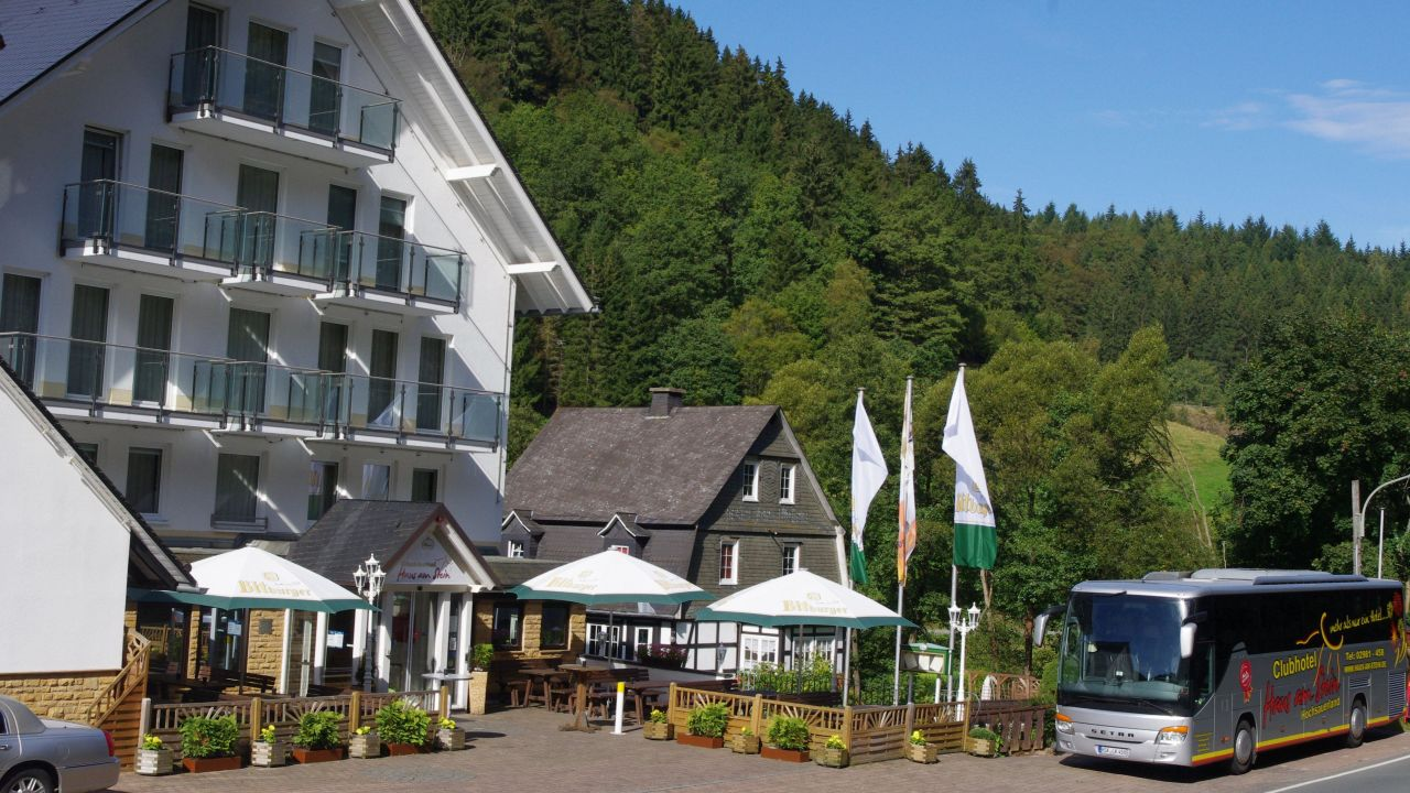 Hotel Haus am Stein in Winterberg • HolidayCheck