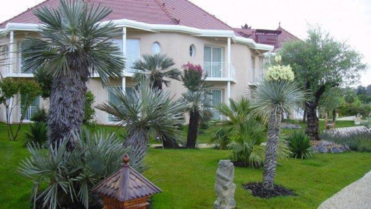 hotel les jardins de beauval saint aignan holidaycheck centre frankreich. Black Bedroom Furniture Sets. Home Design Ideas
