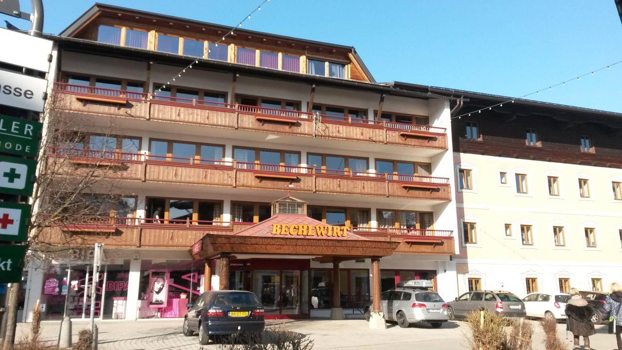 Hotel Bechlwirt Kirchberg Bewertung