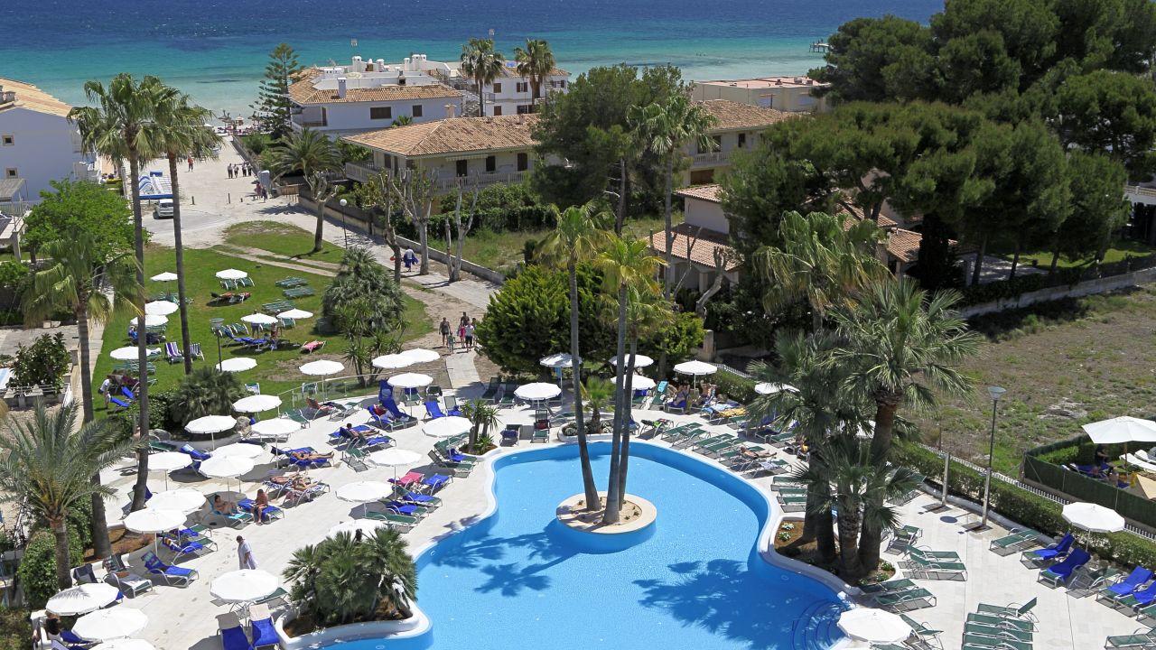 Mallorca Alcudia Hotel Eden