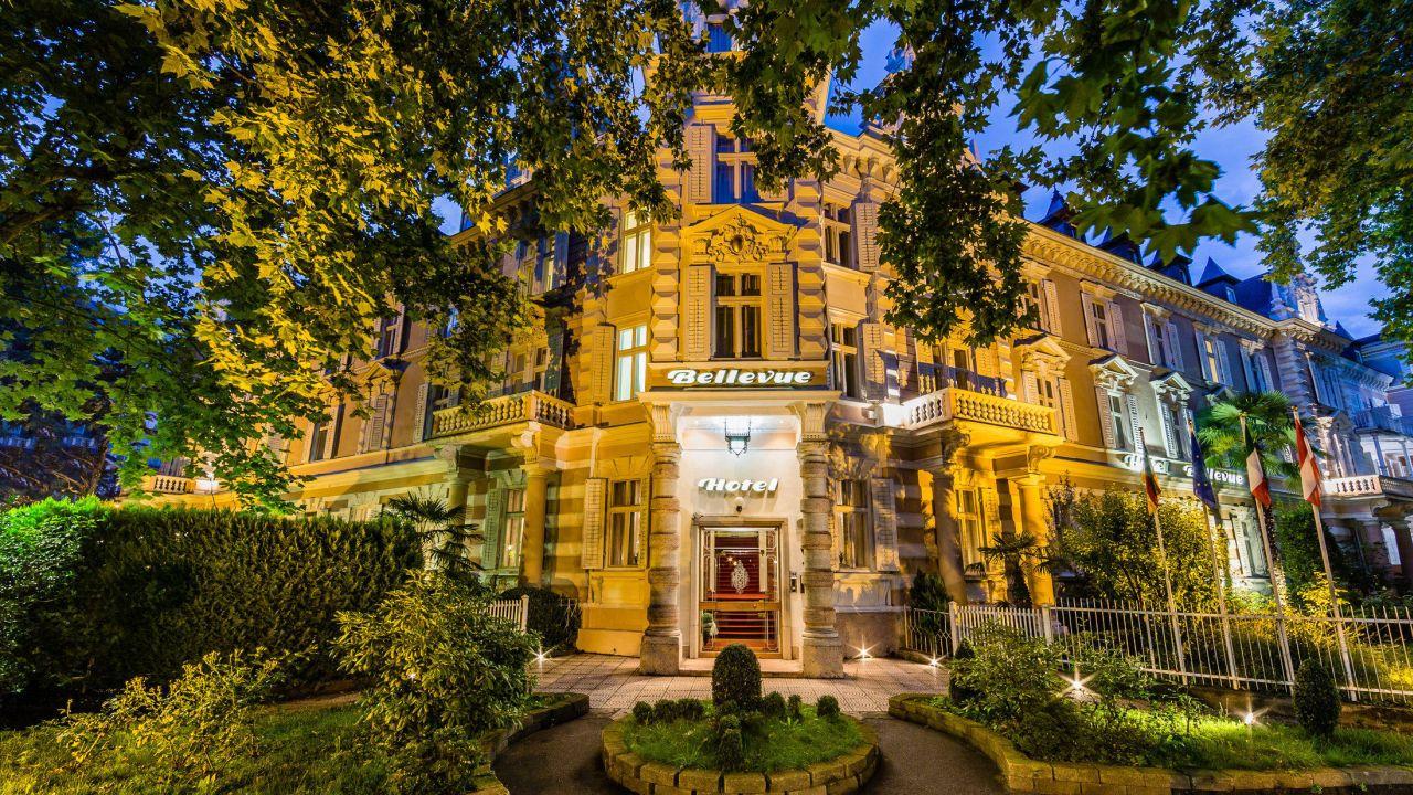 Grand Hotel Bellevue Meran