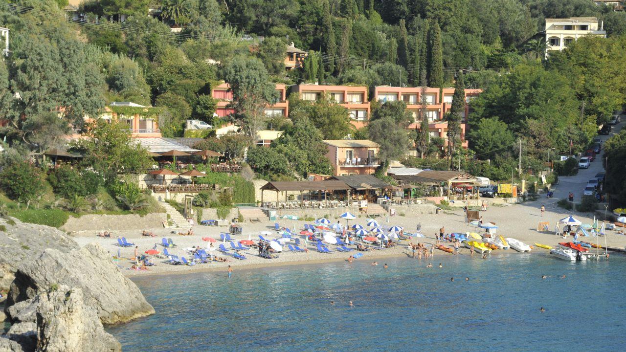 Hotel Blue Princess Beach Liapades Holidaycheck Korfu