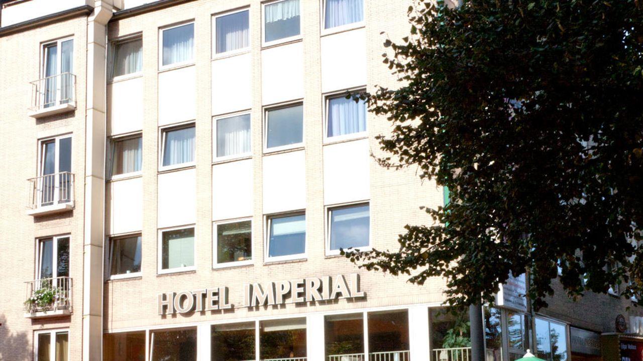 Hotel Imperial Hamburg Holidaycheck Hamburg Deutschland