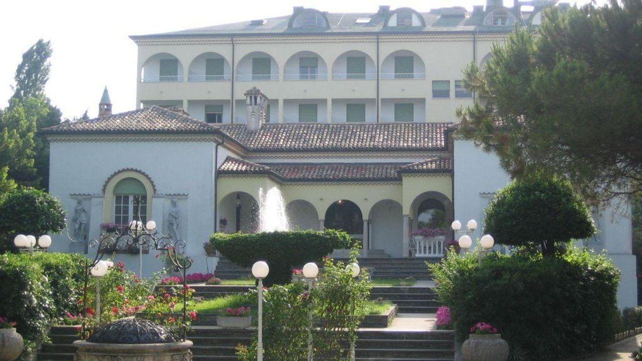 Park Hotel Ravenna Marina Di Ravenna Holidaycheck Emilia