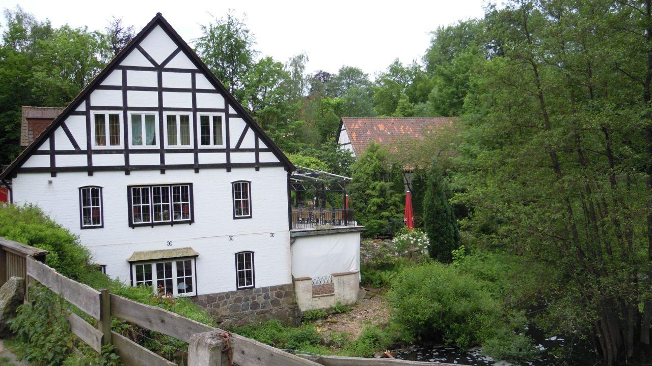 Hotel Furst Bismarck Muhle Aumuhle Holidaycheck Schleswig