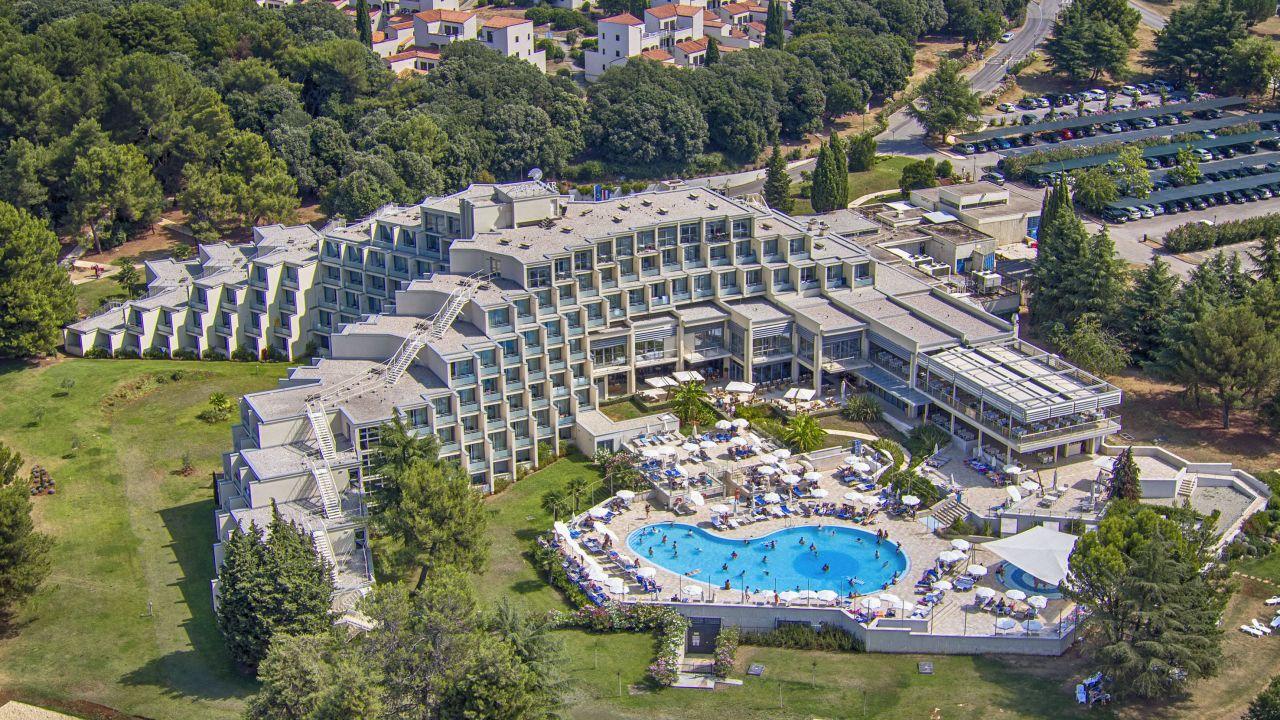 Valamar zagreb hotel porec holidaycheck istrien for Hotels zagreb