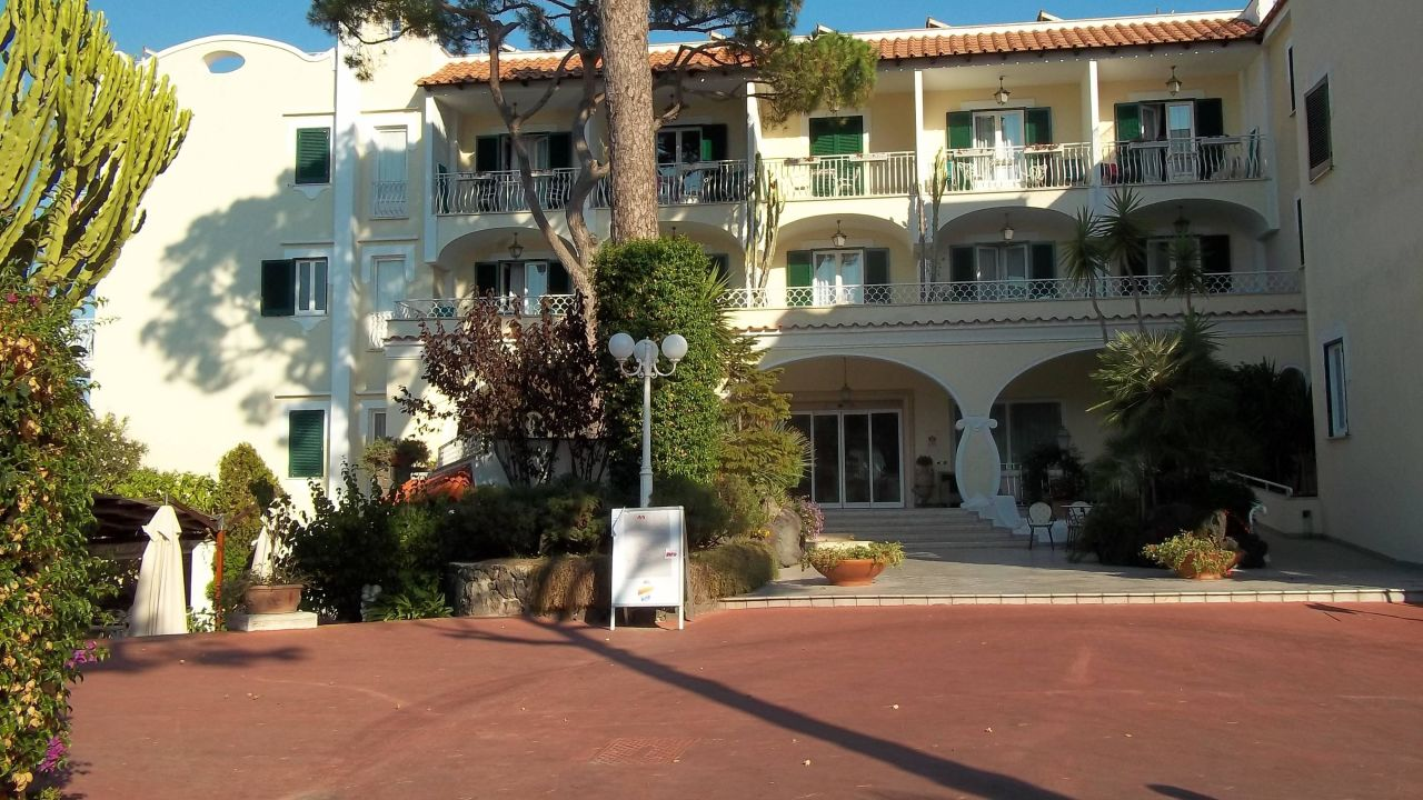 Bilder Hotel Hermitage Park Terme