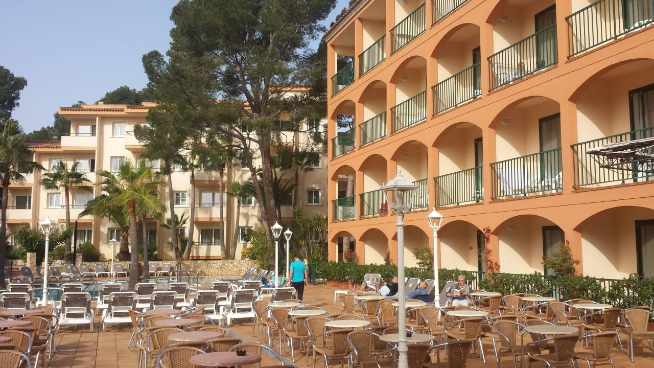 Valentin Paguera Hotel & Apartments (Peguera ...
