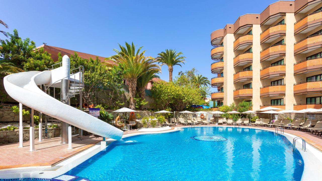 Gran Canaria Hotel Neptuno Bewertung