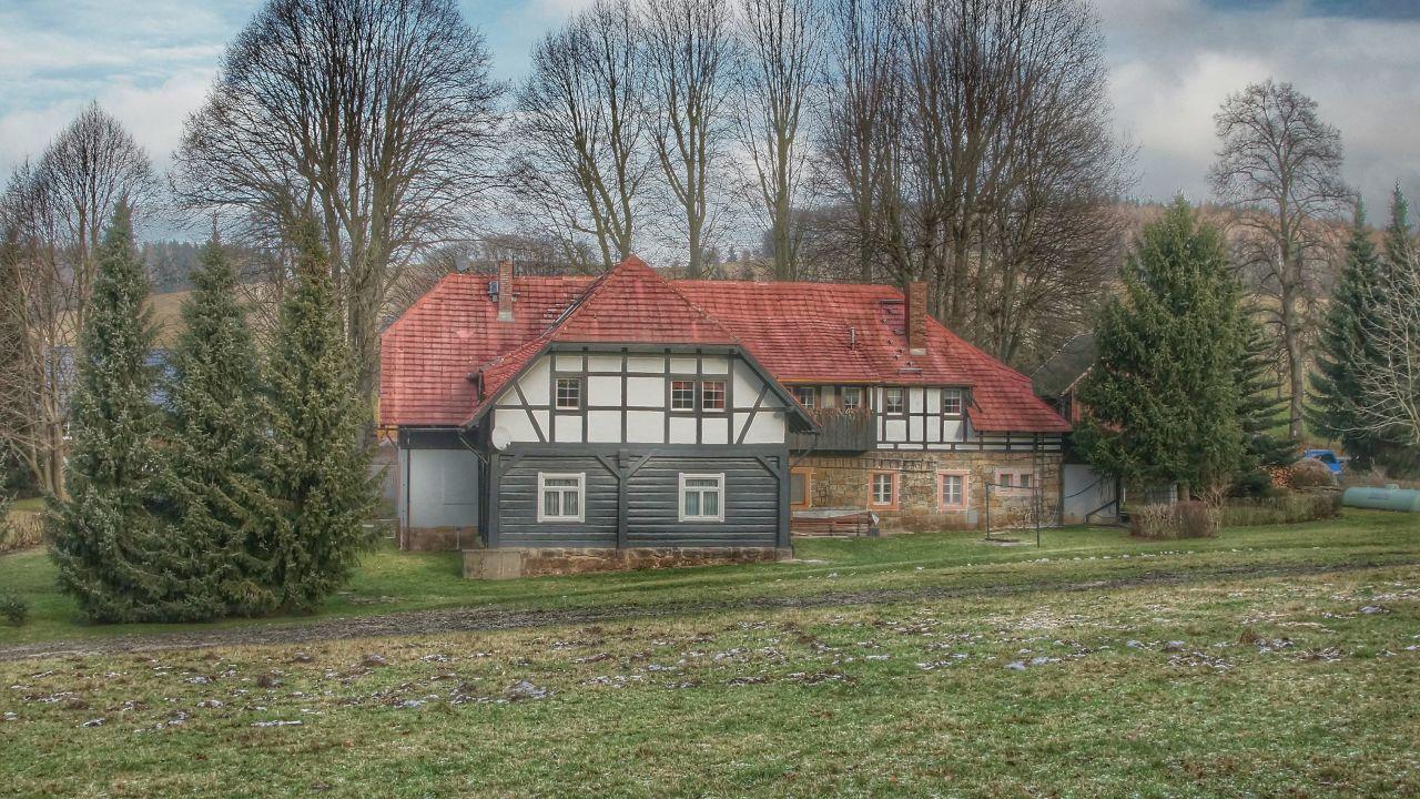 Pension Waitzdorfer Schänke (Hohnstein) • HolidayCheck (Sachsen ...