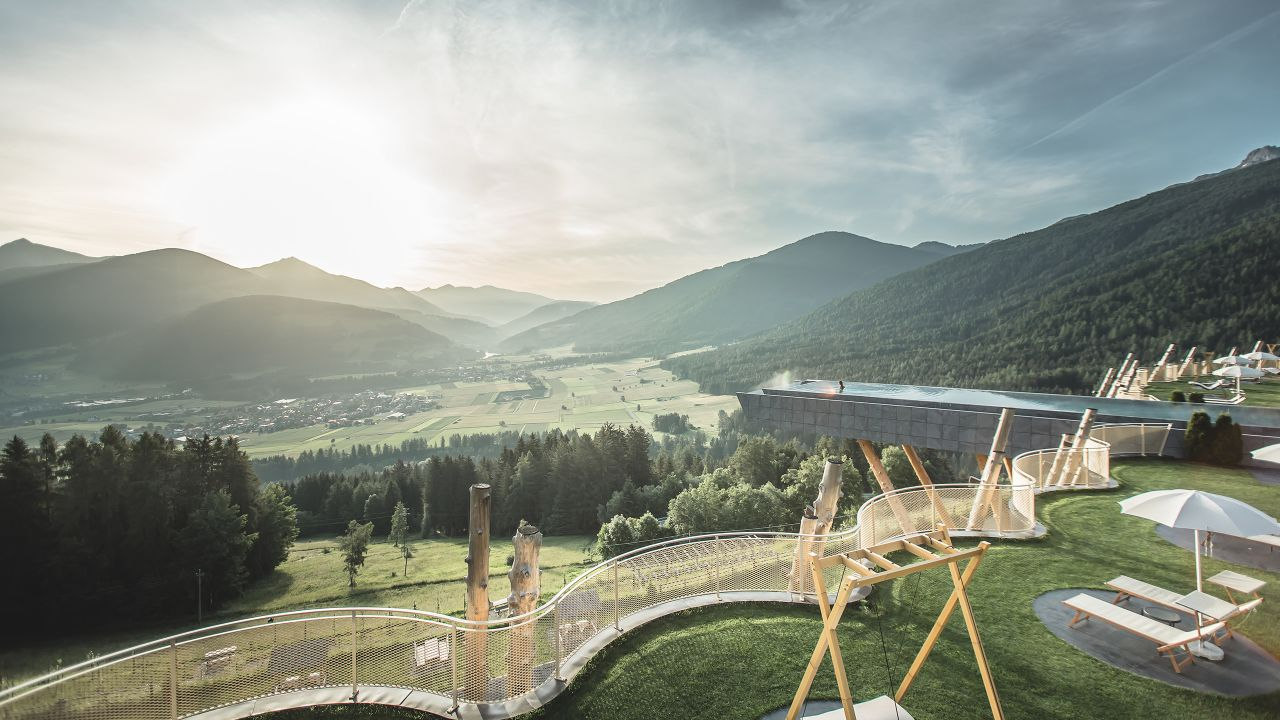 Alpin Panorama Hotel Hubertus (Valdaora Olang