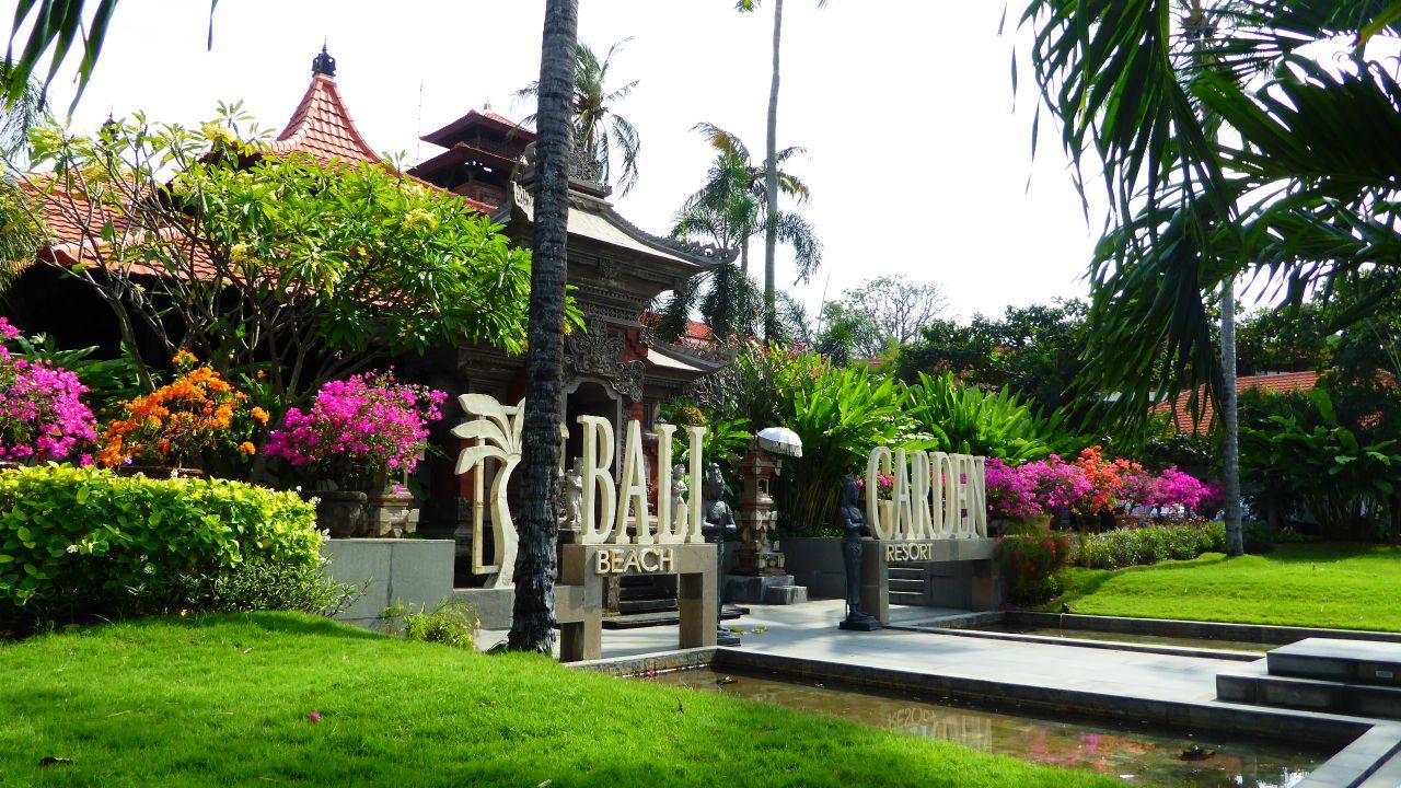 Bali Garden Beach Resort (Kuta) • HolidayCheck (Bali | Indonesien)