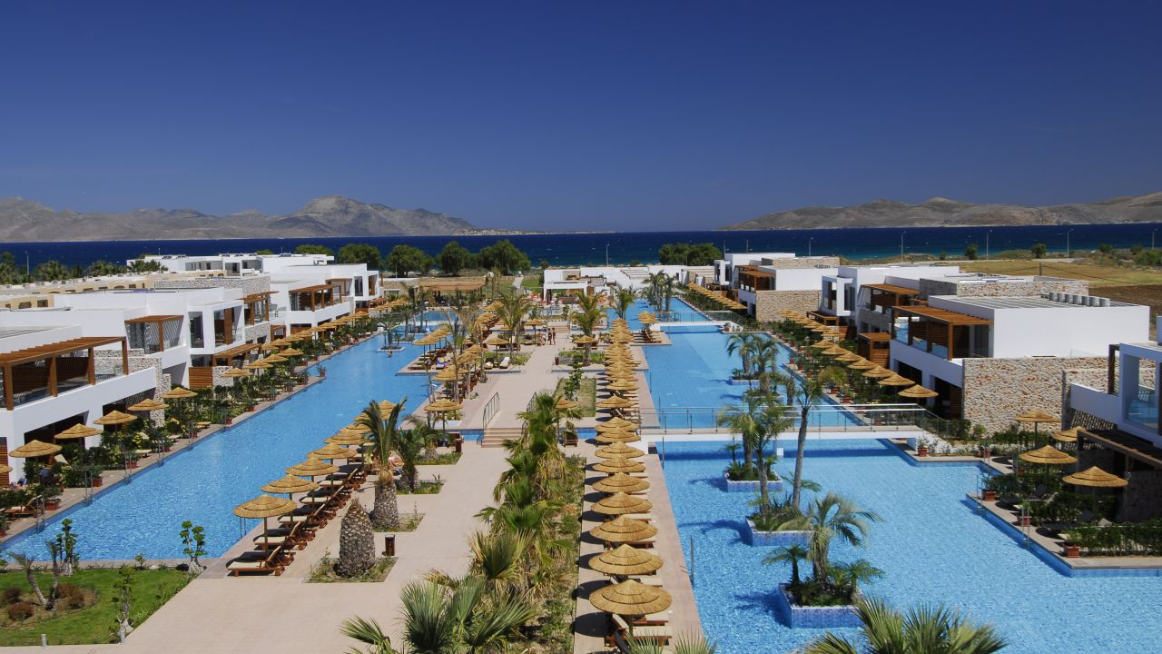 Tui sensimar palazzo del mare marmari holidaycheck for Top hotels griechenland