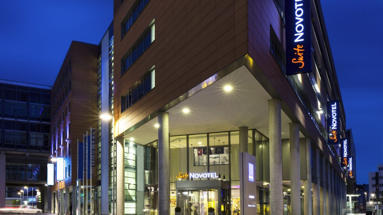 Accor Novotel Suites Hannover City Hotel Hannover Holidaycheck