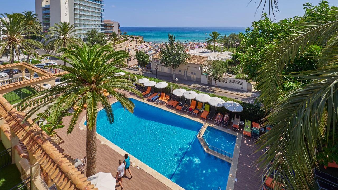 Allsun Hotel Lago Playa Park Holidaycheck